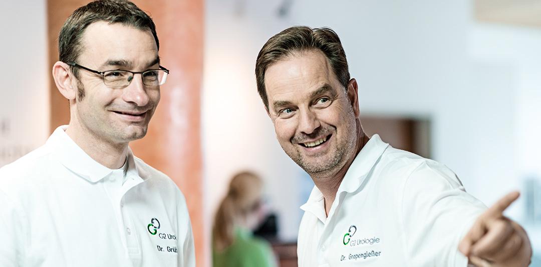 G2 Urologie Dr. med. Frank Gropengießer Dr. med. Robert Grüber